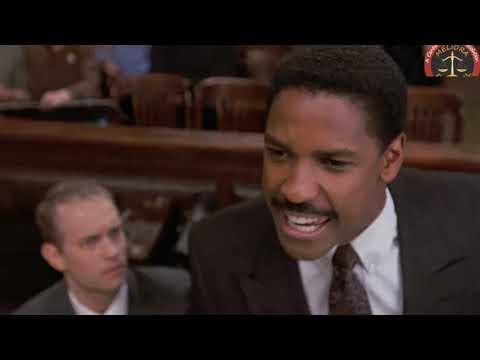 Denzel Washington's Courtroom Argument 5