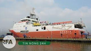 Tin nóng 24H | Việt Nam xác nhận đội tàu Trung Quốc quay lại vùng đặc quyền kinh tế lần 3