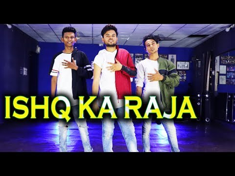 Ishq Ka Raja - Addy Nagar | Dance Cover | Hamsar Hayat | New Hindi Song | Shashank Suryavanshi Dance