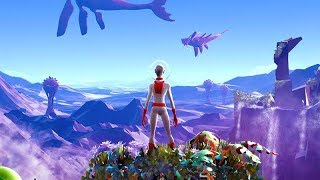 PLANET ALPHA - Official Reveal Trailer (2018) PS4/Xbox One/Switch/PC