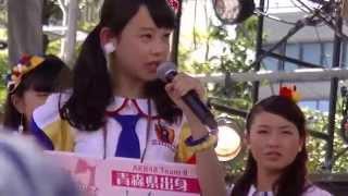 2014 7/26 仙台 TBC夏まつり AKB48 チーム8.