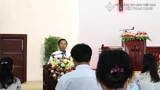 HTTL PHAN RANG - Chương Trình Thờ Phượng Chúa - 30/05/2021