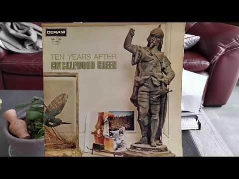 Ten Years After - Love Like A Man 🇬🇧 - Vinyl Cricklewood Green LP 🇫🇷 1970
