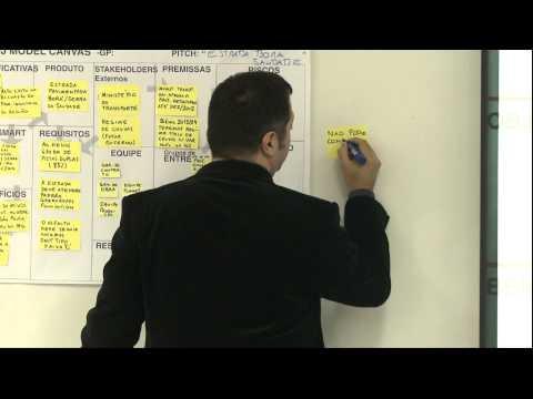Finocchio passa Metodologia do Project Model Canvas