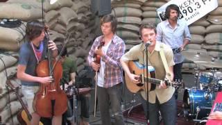 Hey Marseilles - Cannonballs (live At Chbp)