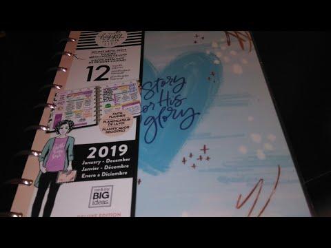 Hobby Lobby Haul feat. The Happy Planner Girl 2019
