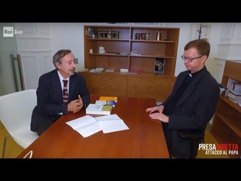Francesco Il Papa Riformatore -  Presadiretta 13/01/2020