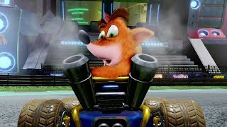 CRASH TEAM RACING Nitro-Fueled Trailer (2019) Video Game HD