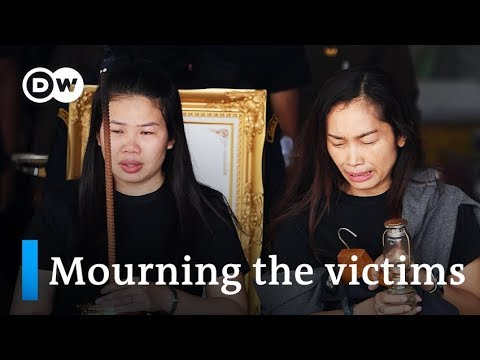 Thailand mourns victims