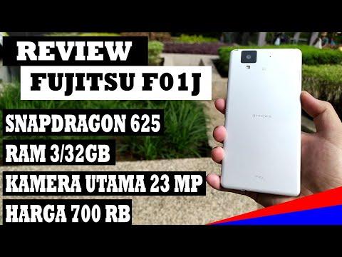Review Lengkap Fujitsu F01J - Spek Mewah Harga Ekonomis!