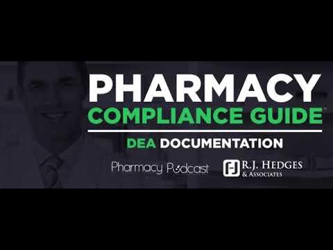 DEA Documentation Requirements- PPN Episode 587
