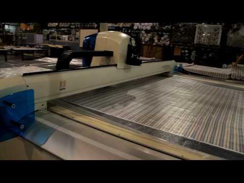 England Furniture Factory Tour