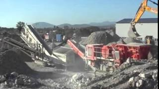 видео Оборудования для строительства и горных разработок