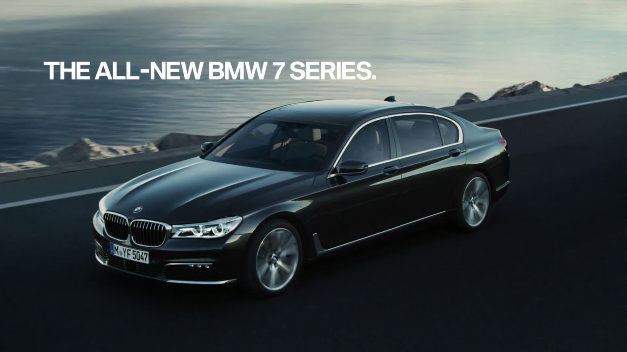 7 Serie The All New Bmw 7 Series Official Launch Film