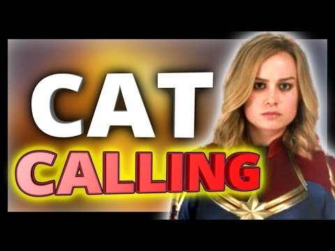 Brie Larson Takes on Catcalling