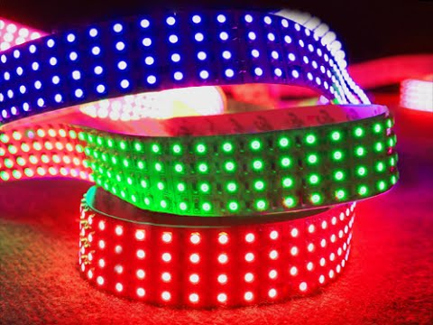 Dc24v super bright quad row led flexible strip lights industrial dc24v super bright quad row led flexible strip lights industrial business lighting aloadofball Image collections