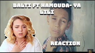 Balti Ya Lili Feat Hamouda MP3 REACTION