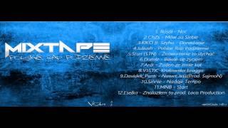 3. KIKO ft. Szyha - Dorastanie (Polskie Rap Podziemie Mixtape)