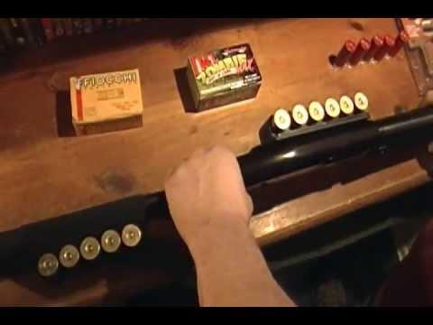 Mossberg Maverick 88 Tacstar Side Saddle Option Youtube