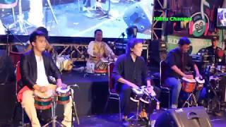 Download Video Jarang Terjadi ! Adu Skill H. Chovif Soneta Group VS 4 Pemain Gendang, Keren Banget MP3 3GP MP4
