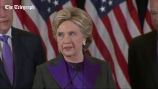 US election 2016: Hillary Clinton