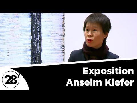 3 raisons d'aller voir la nouvelle exposition d'Anselm Kiefer à la BNF - 28 minutes - ARTE