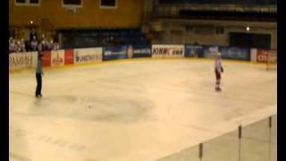 08,12,2010 (МХЛ) Минские Зубры vs Крылья Советов (2-1 SO)