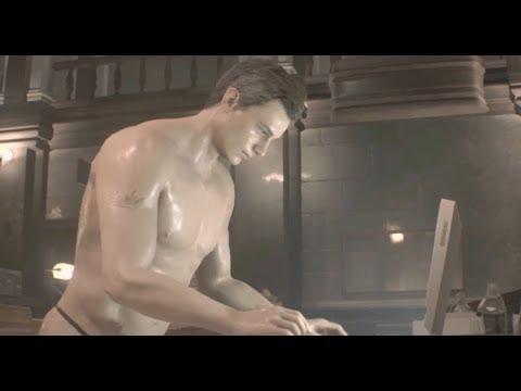 RE2 Remake Sexy Leon A Part 1 + Trainer