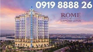DỰ ÁN ROME DIAMOND LOTUS QUẬN 2