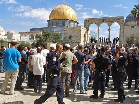 The Muslim Obsession with Jews on the Temple Mount