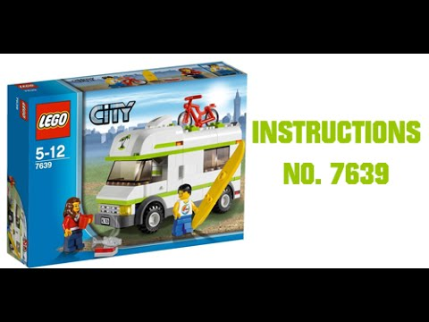 Lego City Instructions No7693 Youtube