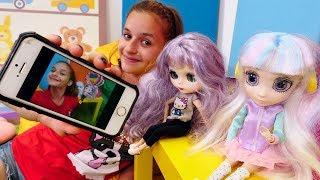Куклы Блайз и Сури: кто самая красивая? Игры одевалки для девочек.