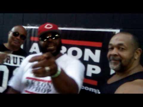 Akron Music Fest w Gorilla Myke Jackson