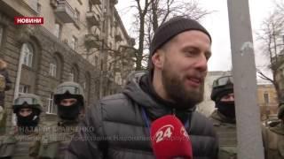 Марш гідності: Хронологія протесту