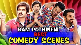 Ram Pothineni New Best Comedy Scenes | No.  1 Dilwala, The Super Khiladi 3, Dangerous Khiladi 5