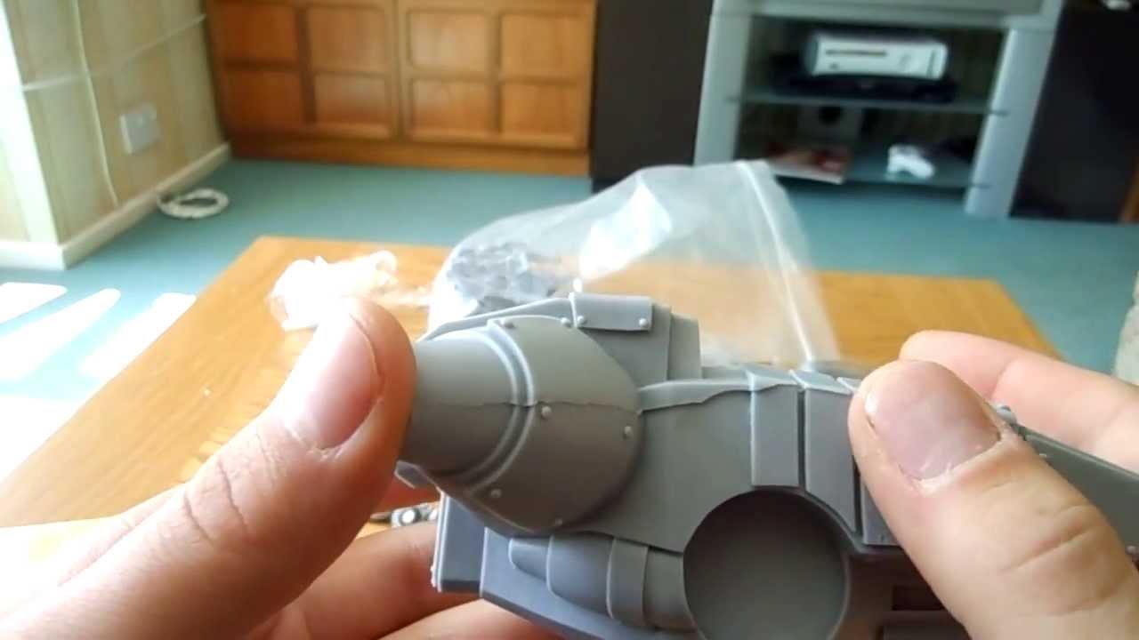 Michael Herm's Rook- Industria Mechanika kit review