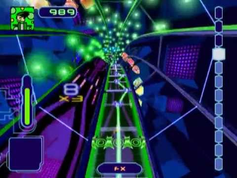 Frequency (PS2 Gameplay)
