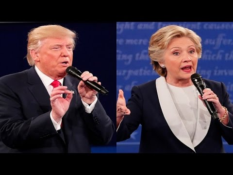 US Polls:  Trump gaining ground, Clinton plots final push