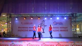 Современные танцы для девушек. Dance MIX