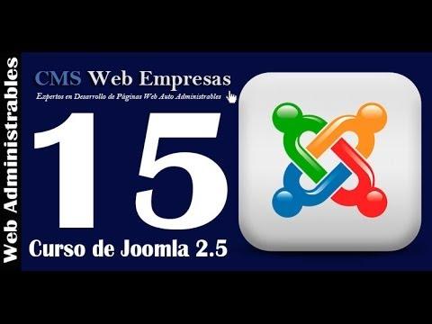 15 Editor De Texto Tinymce Para Joomla 2 5 Potenciar El Plugin De Editor Para Joomla Youtube