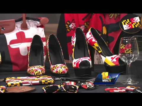 Video: Show off your Maryland pride at Preakness