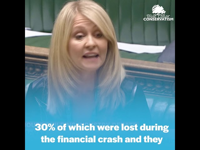 "Esther McVey: ""Housing shortage is a scandal!"""