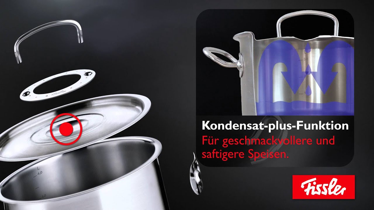 1a Neuware Präsentiert Die Fissler Original Profi Collection Youtube