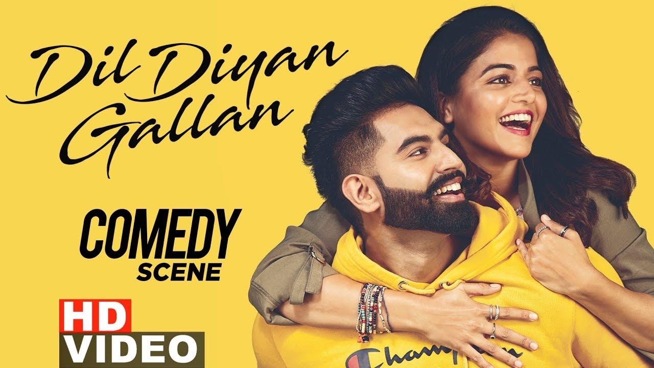 Download Dil Diyan Gallan (Comedy Scene)   Parmish Verma   Wamiqa Gabbi   Speed Records