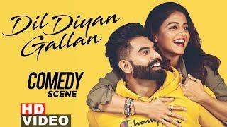 Dil Diyan Gallan (Comedy Scene) | Parmish Verma | Wamiqa Gabbi | Speed Records