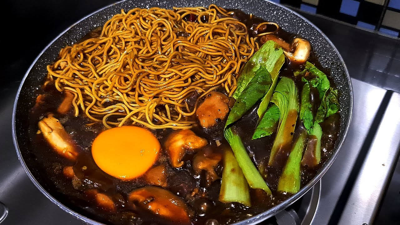 Download Resepi Yee Mee Sizzling Rasa Macam Food Court Mudah & Terlajak Sedap| Sizzling Yee Mee Recipe
