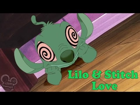 Lilo and Stitch Love: Swirly