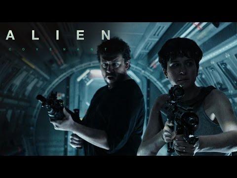 marketing de alien: covenant