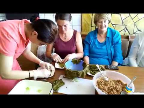 Culture Globe - Cooking Class - Traditional Armenian Cuisine - DOLMA