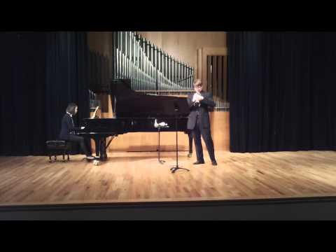 Andrew Kennedy DMA trumpet recital #1, part 2